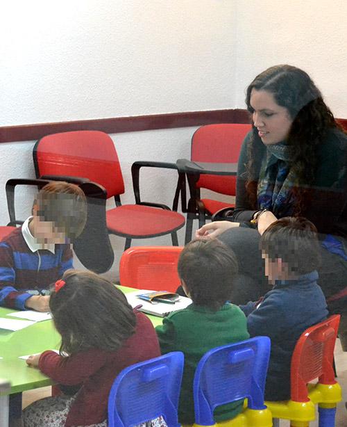 ejemplo de clases de ingles para niños en granada