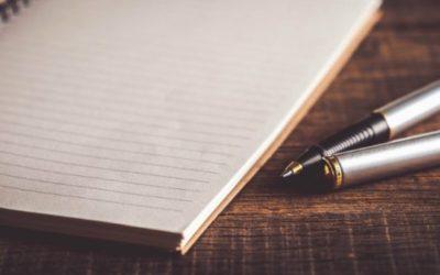 Los mejores consejos para mejorar tu Writing