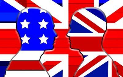 ¿Hay diferencias entre el inglés americano y el inglés británico?
