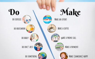 Diferencias entre 'do' y 'make'