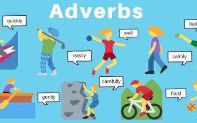 Conoce los adverbios en inglés