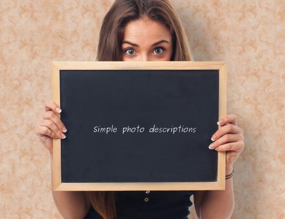 Trucos para describir imágenes en inglés